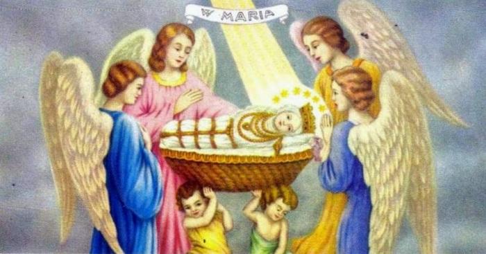 Resultado de imagem para natividade de Maria