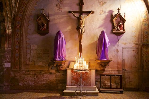 Resultado de imagem para Cruz papa roxo