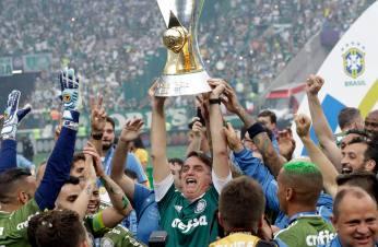Bolsonaro e o Palmeiras