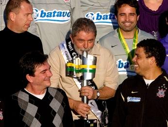 Lula e o Corinthians