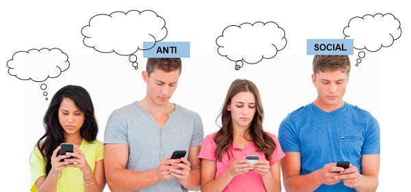 Resultado de imagem para Redes Antissociais