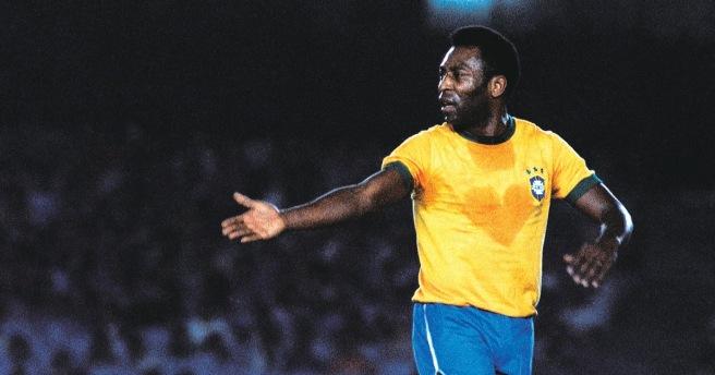 Resultado de imagem para Pelé Foto Coração