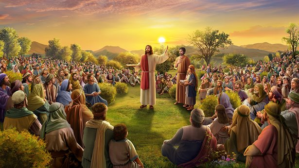 Jesus é Deus: TERCEIRO SERMÃO DA MONTANHA