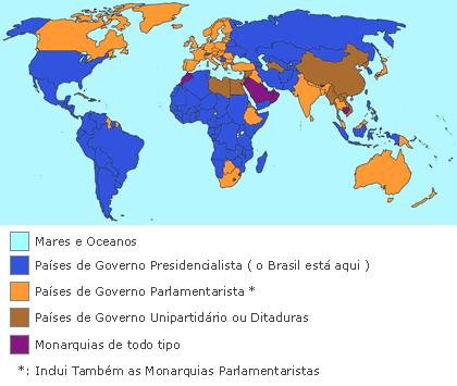 Como funciona o sistema político em diferentes países | by Debora ...