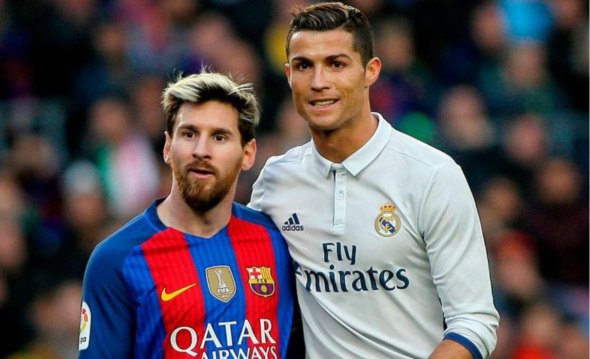 Naruto, Messi e Cristiano Ronaldo   by Rafael Moreno   Toca Fita ...
